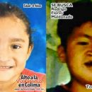 Hay 13 niños de menores de 12 años desaparecidos en Colima