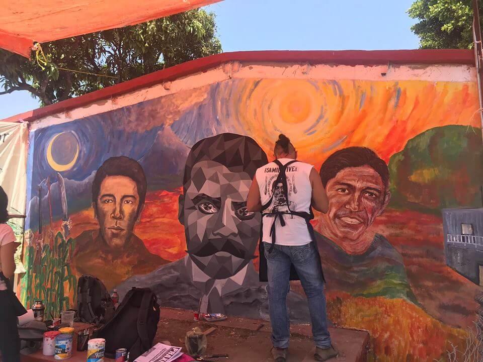 Comunidades de Morelos impiden visita de AMLO a Chinameca por conmemoración de los 100 años del asesinato de Zapata