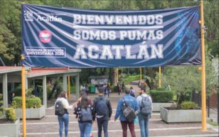 FES Acatlán: estudiantes denuncian persecución y hostigamiento de las autoridades (Estado de México)