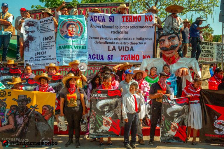 """Un megaproyecto en tierras de Zapata; ven """"traición"""" de AMLO (Morelos)"""
