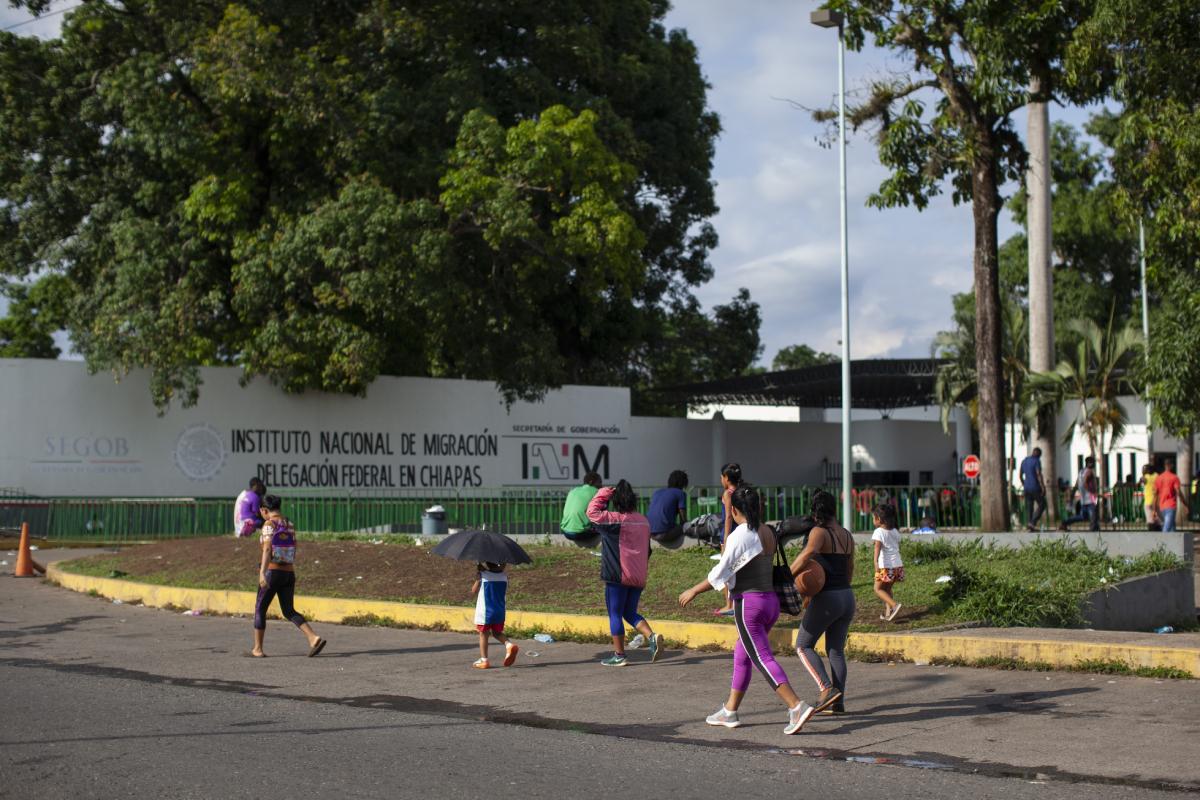 El INM acepta recomendación de CNDH sobre caso de tres hondureñas encarceladas y abusadas en Chiapas