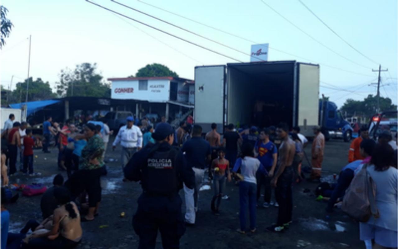 México: más de 90 días de perseguir, capturar, concentrar y deportar migrantes.