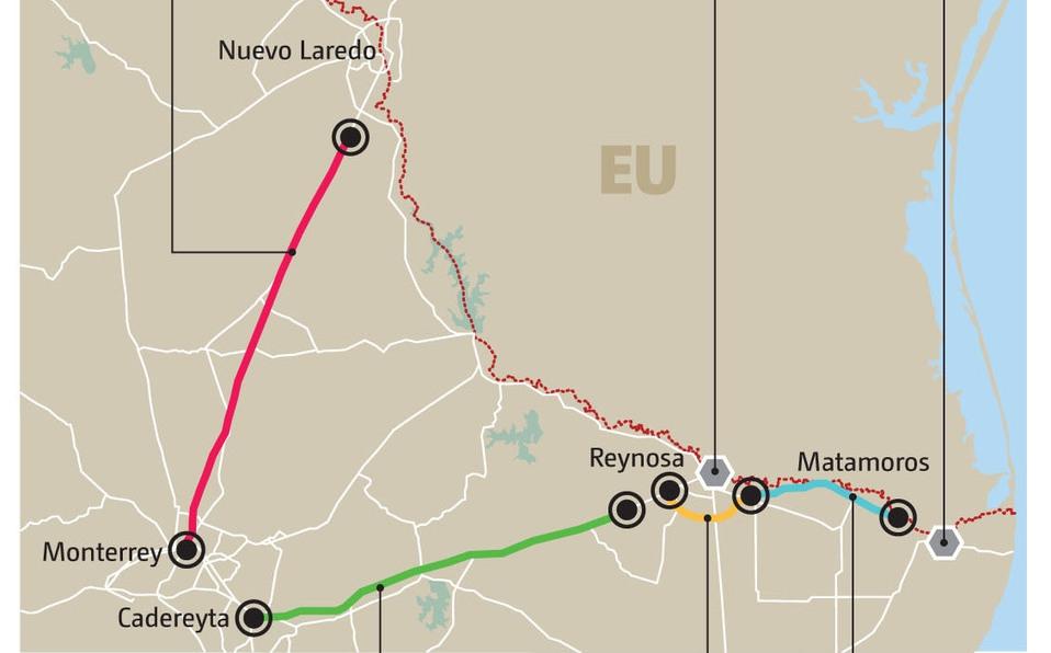 Concesionará la 4T dos puentes internacionales de Tamaulipas