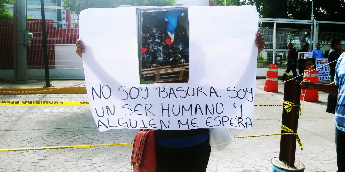 ¿Por qué no cumplieron su promesa?: la entrega irregular de cuerpos incompletos en el SEMEFO de Jalisco