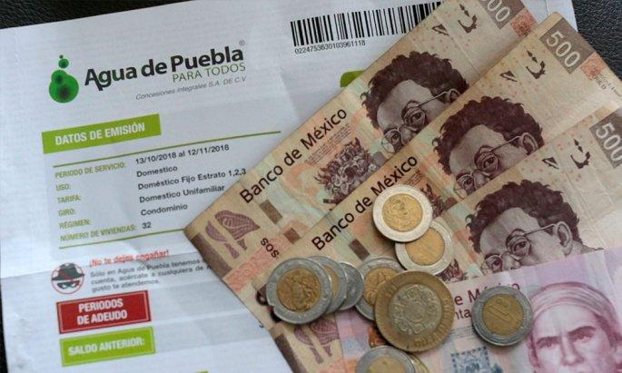 Denuncian terrorismo de Agua de Puebla