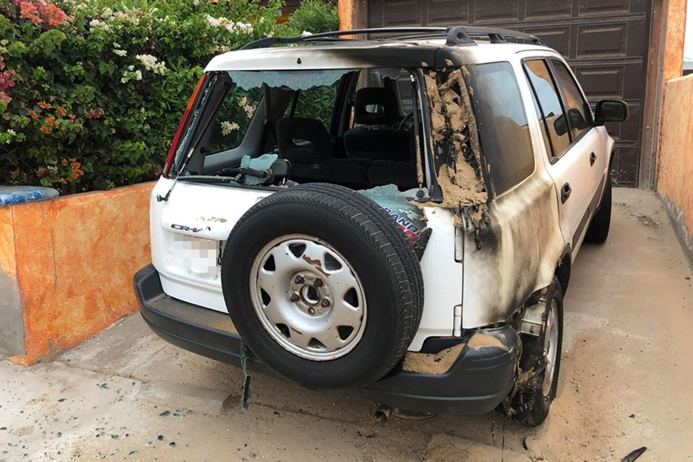 Otro reportero sufre atentado en Mulegé; ahora, sucedió en Guerrero Negro (Baja California Sur)