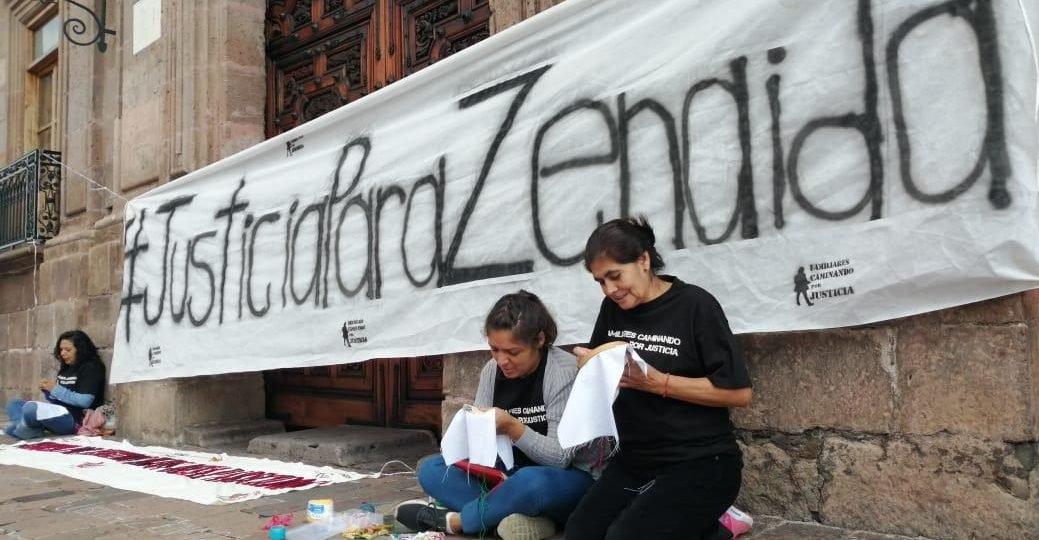 Amenazan a familia de la activista asesinada Zenaida Pulido (Michoacán)