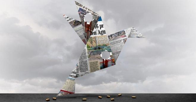 Periodistas desplazados por la violencia (Quintana Roo, Guerrero)