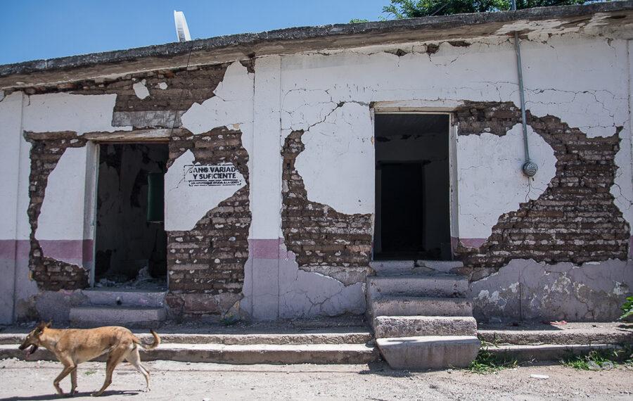 Pilcaya, promesas de reconstrucción incumplidas (Puebla)