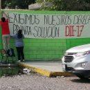Continúan inconformes docentes de preparatorias de Gómez Palacio (Durango)