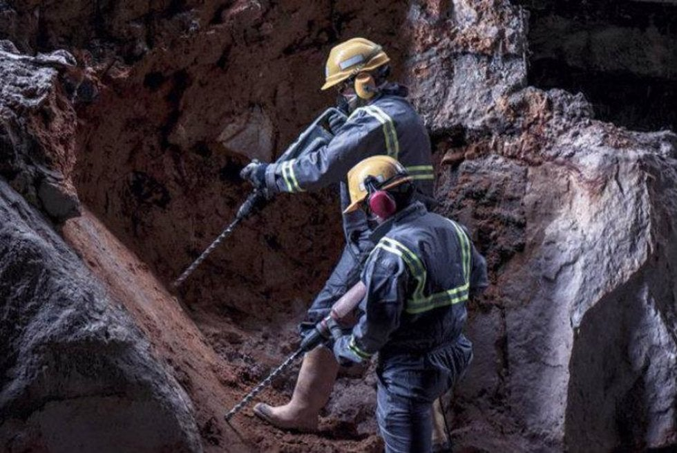 Coahuila es líder a nivel nacional en enfermedades por trabajar en la minería