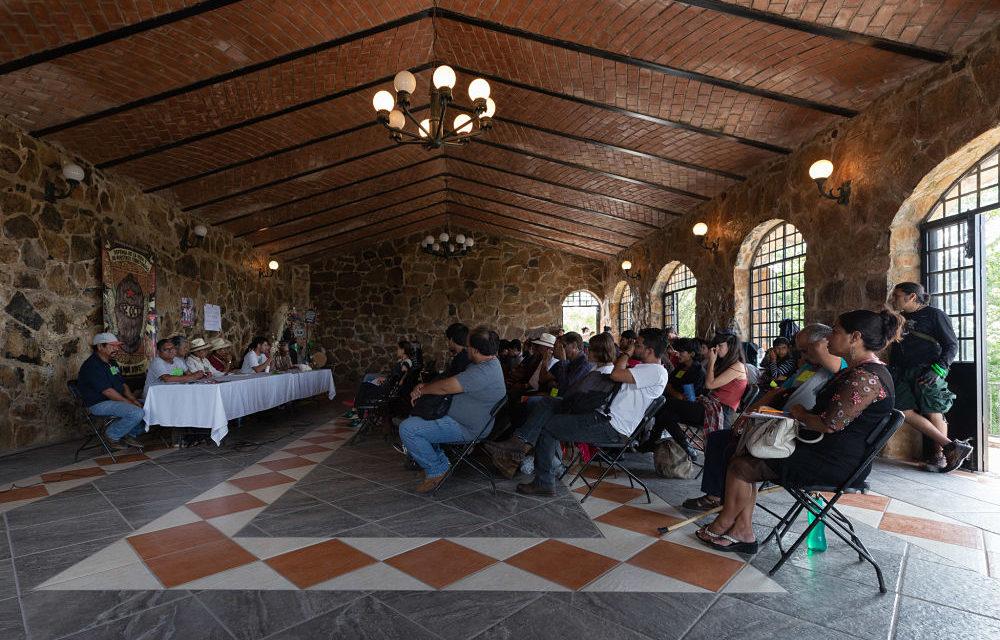 Pide Congreso Nacional Indígena unir fuerzas contra el despojo en Jalisco