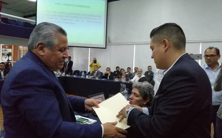 Alumnos siguen inconformes con tarifa de transporte (Querétaro)