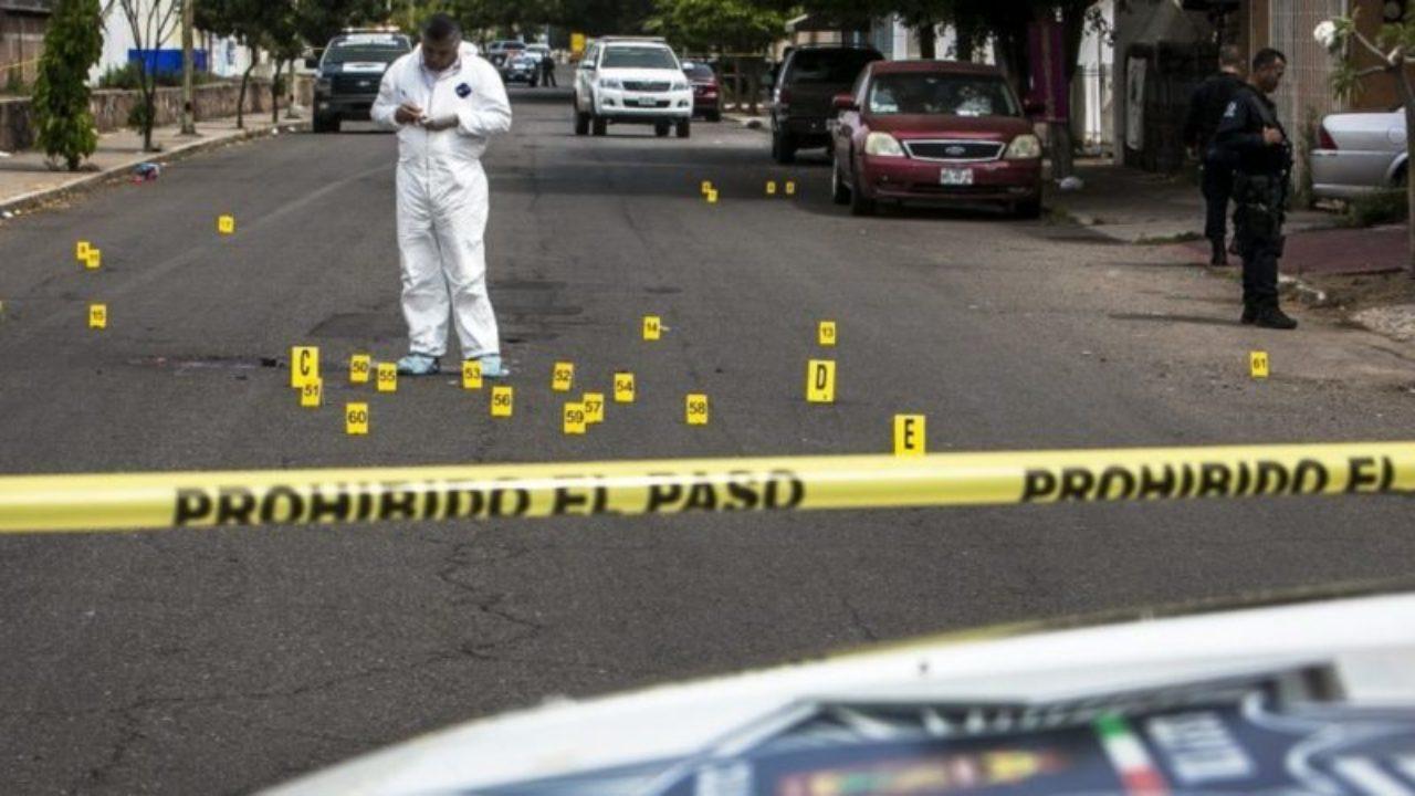 Jalisco rompe récord de homicidios este año