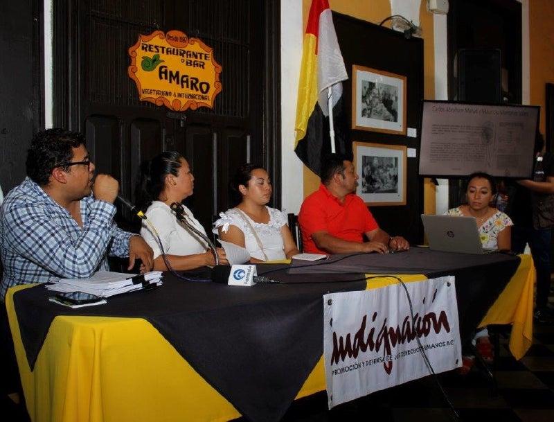 Demandan por tierras ejidales (Yucatán)