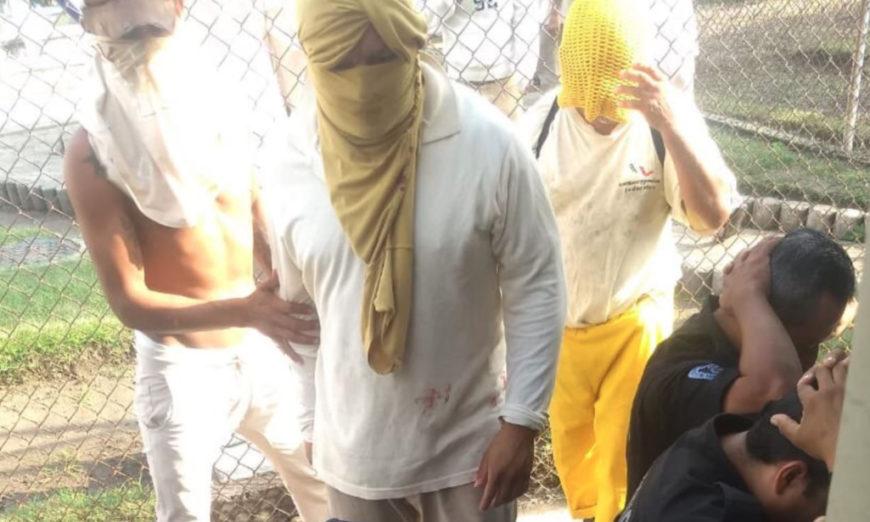 Destituyen a tres funcionarios de centros penitenciarios en Morelos
