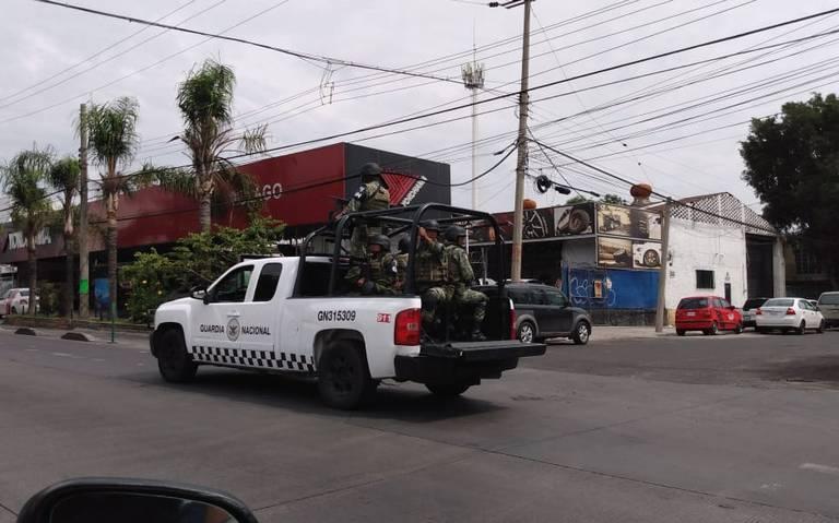Construyen 2 bases para la Guardia Nacional en Tlajomulco (Jalisco)