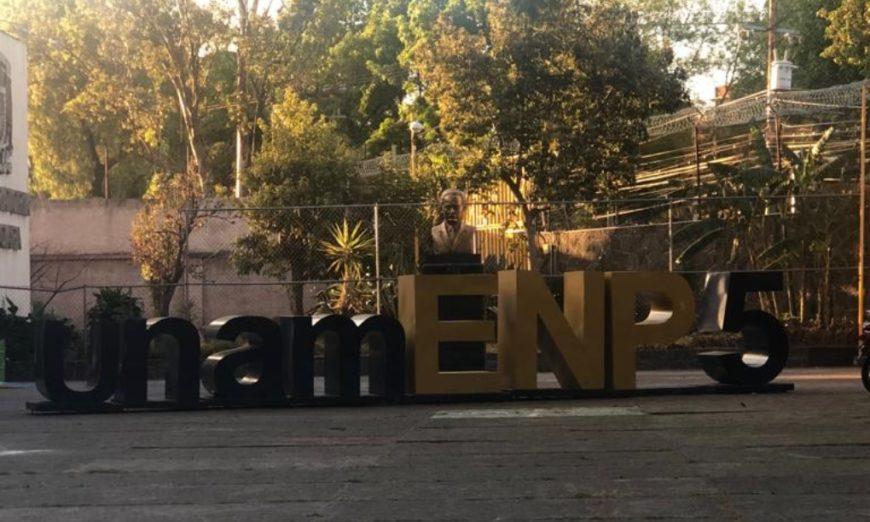 Prepa 5: en paro ante falta de respuesta a denuncias de violencia de género (Ciudad de México)