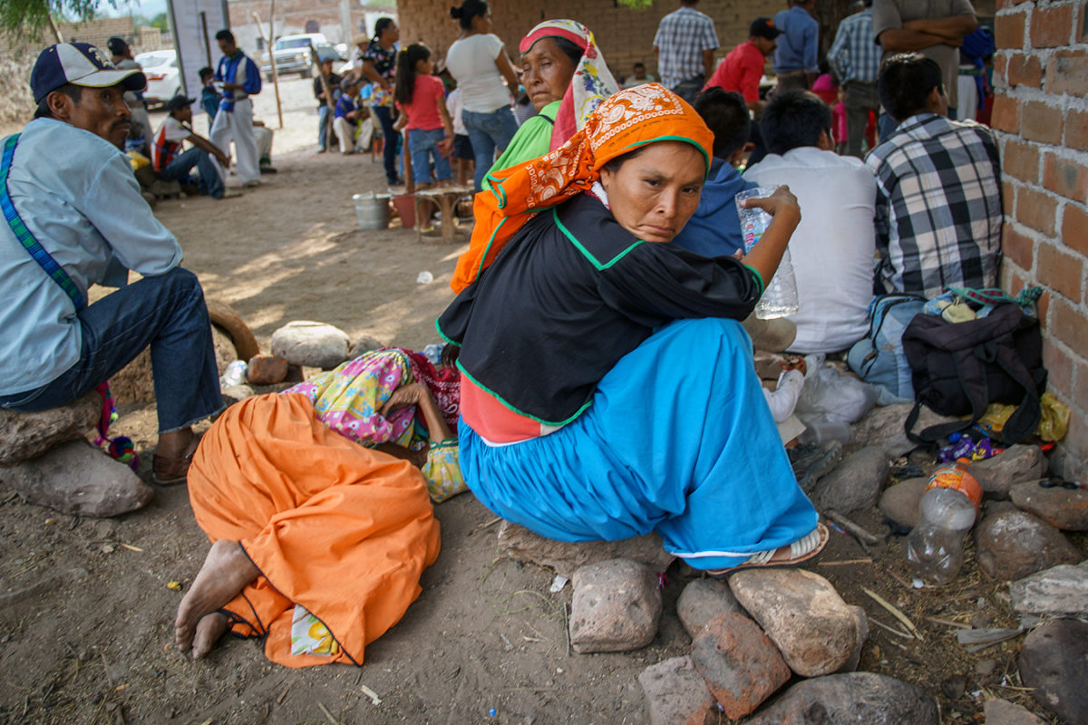 Atacan nuevamente a los indígenas wixárika-tepehuana de San Lorenzo Azqueltán (Jalisco)