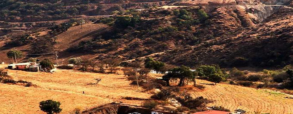 Advierten crisis hídrica en Dolores Hidalgo si se explota mina en el Cerro del Gallo (Guanajuato