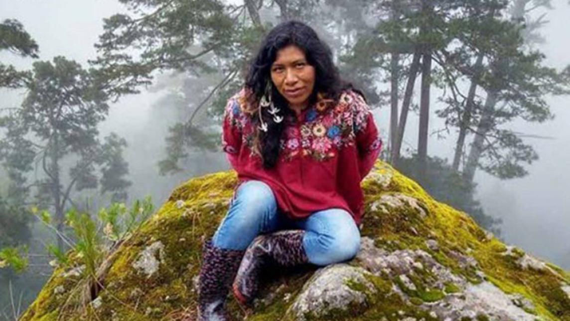 Denunció amenazas Irma Galindo (Oaxaca)