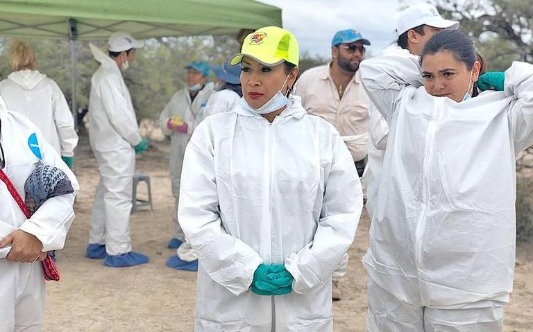 En SLP habría más de 20 fosas clandestinas: Guadalupe Mendiola