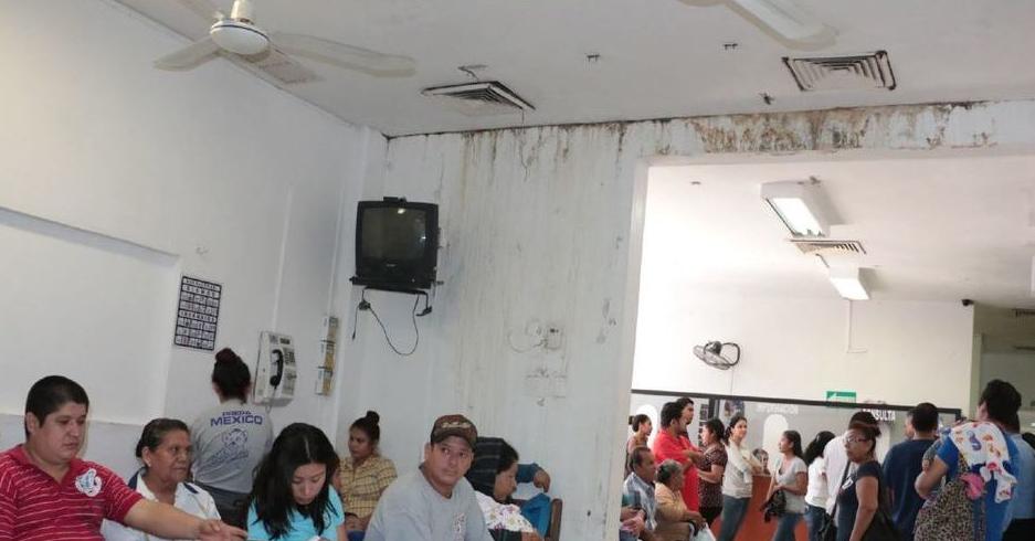 Faltan más hospitales públicos en sur de Tamaulipas