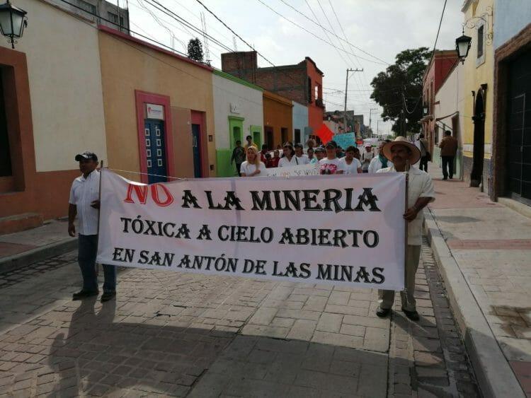 Sanmiguelenses se suman a lucha contra proyecto minero, preparan panel de expertos (Guanajuato)