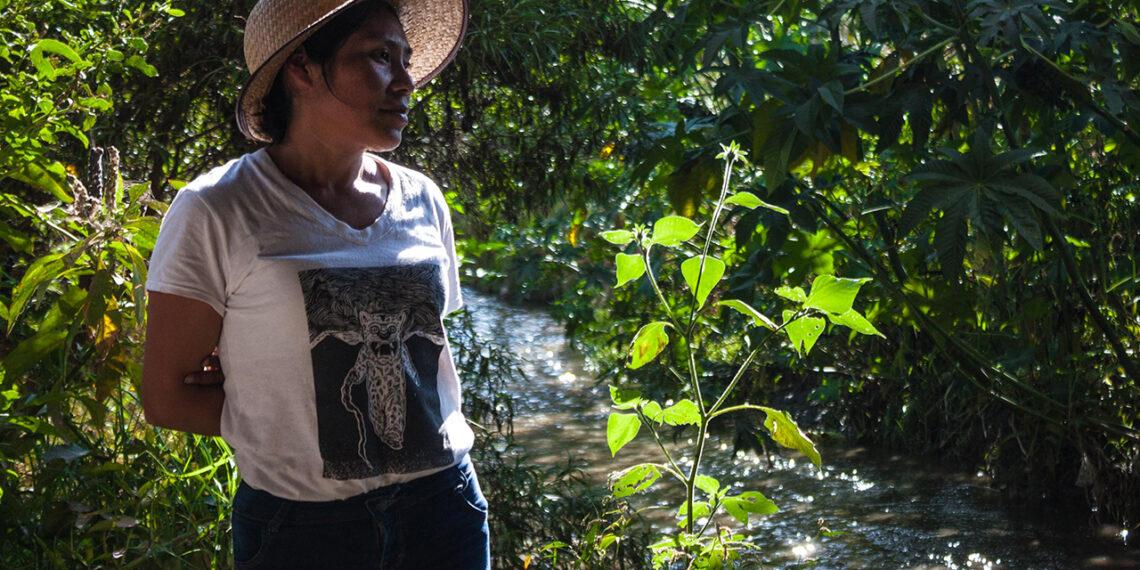 Guardianas del río Metlapanapa (Puebla)