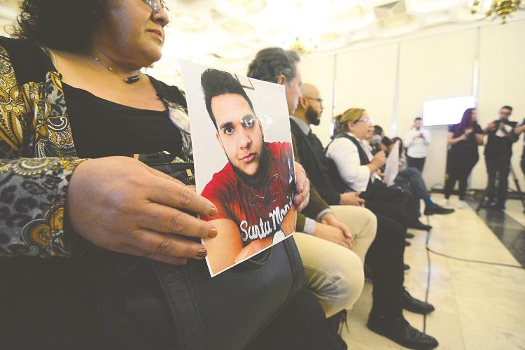 Familiares de desaparecidos reclamaron la falta de trabajos y de resultados (Jalisco)
