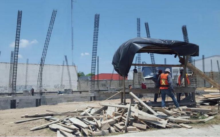 Cierran 122 constructoras en Tamaulipas