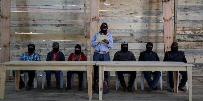 """""""En territorio zapatista el arte se convierte en lucha"""" inauguración del festival festival de danza """"Báilate otro mundo"""""""