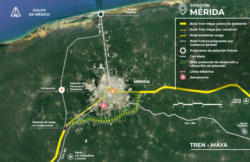 Opositores al Tren Maya piden invalidar consulta gubernamental
