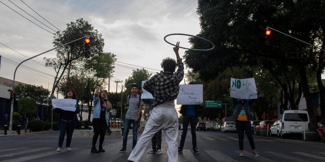 """""""No hay edad para hacer política"""" (Ciudad de México)"""