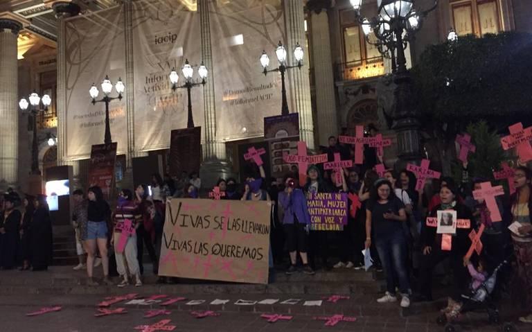 Convocan alumnos de la Universidad de Guanajuato a paro