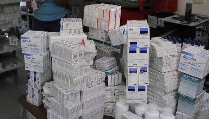 Viola Salud de Tamaulipas ley en compra de medicinas