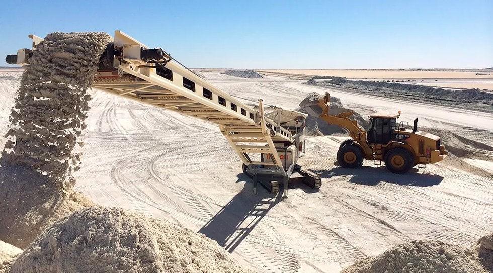 Yacimiento de litio en Sonora y Chihuahua, parte de la transición energética de México
