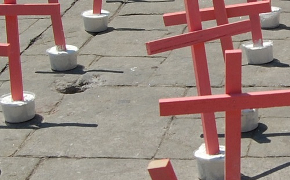 402 mujeres asesinadas en once meses en Edomex