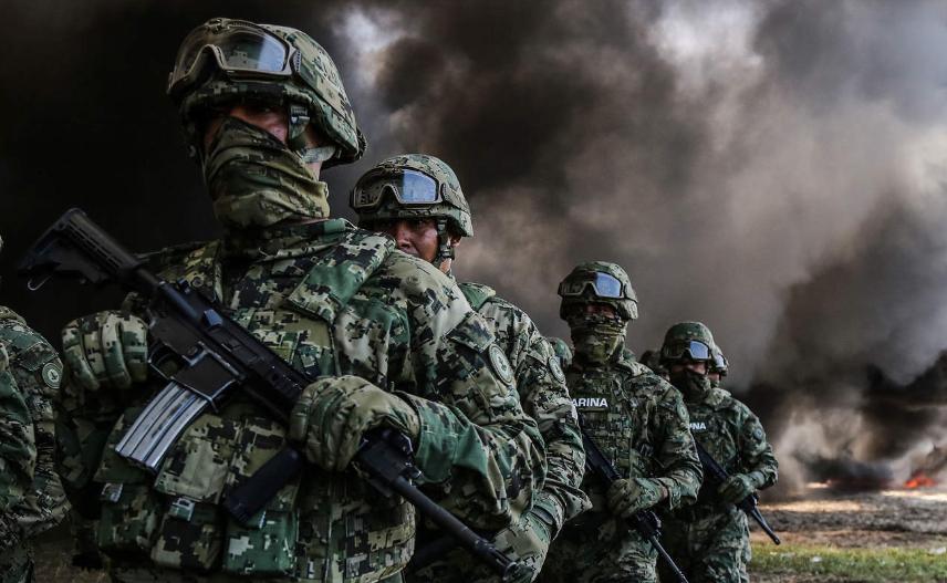 Crimen, progresismo y militarización