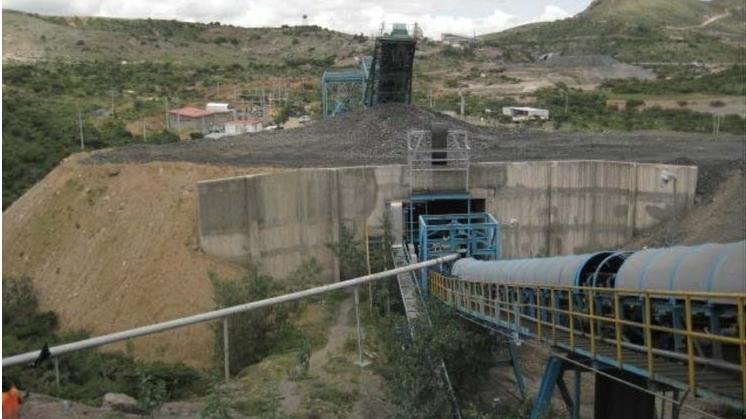 Derrumbe en mina de Aguascalientes deja cinco heridos