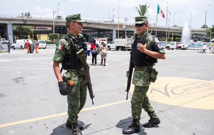 ANTE VIOLENCIA EN MÉXICO, MILITARES ALCANZAN DESPLIEGUE HISTÓRICO