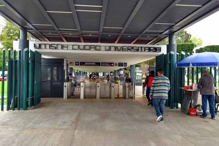 Paralizan la UMSNH por 12 horas; SUEUM rechaza jubilaciones y pensiones (Michoacán)