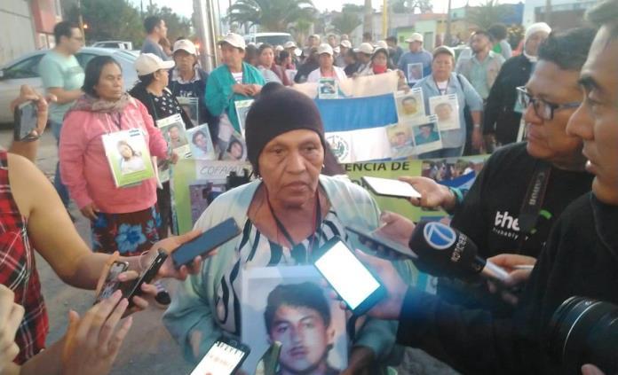 Arriba a SLP la Caravana de Madres de Migrantes Desaparecidos