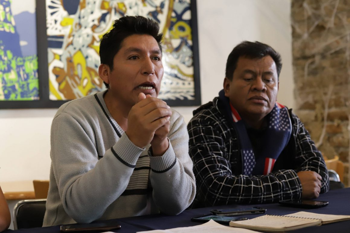 """Ingresa el ambientalista Miguel López al penal de San Miguel por considerarse """"peligroso"""" (Puebla)"""