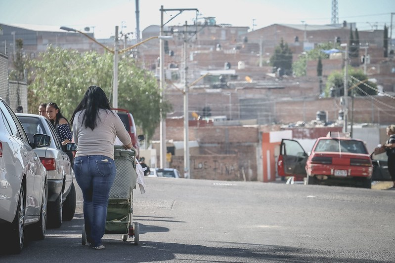 RINDE MUJER CONTEMPORÁNEA SU INFORME ANUAL EN AGUASCALIENTES