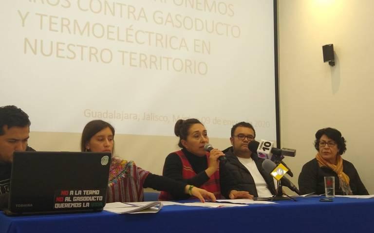 Interpondrán amparos colectivos contra termoeléctrica en Juanacatlán (Jalisco)
