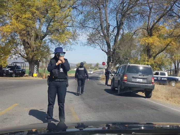 Denuncian abusos de PoEs en operativo Radar en San Juan del Río (Querétaro)