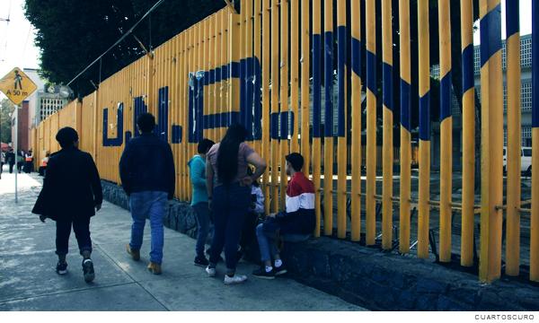 Estudiantes de Filosofía y prepa 9 denuncian agresiones (Ciudad de México)
