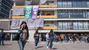 LIBERAN A ESTUDIANTES DE FILOSOFÍA Y LETRAS DETENIDAS INJUSTIFICADAMENTE (Ciudad de México)