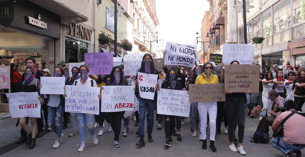 Crece en Universidad de Guanajuato acoso y hostigamiento sexual
